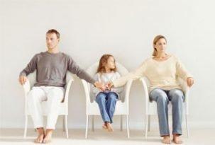 حضانت فرزند پس از طلاق والدین
